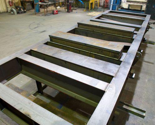 Structural Steel Fabrication, Construction, Steelwork, Bridge Fabrication, Stairways, Platforms, Gantries