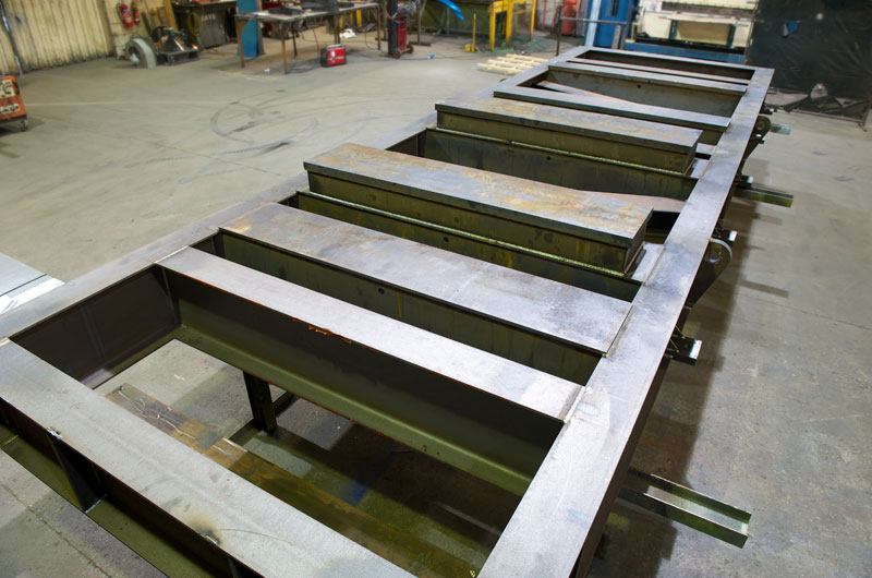 Structural Steel Fabrication, Construction, Steelwork, Bridge Fabrication, Stairways, Platforms, Gantries